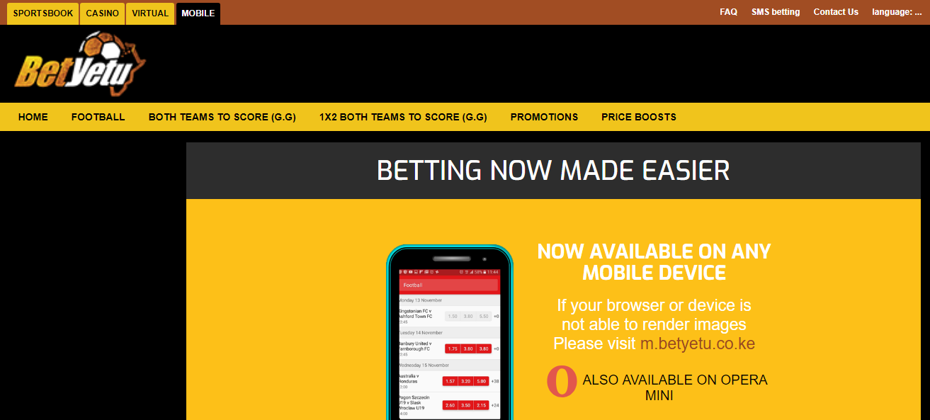 FAQ Betyetu - bookmaker.co.ke