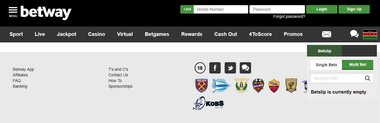 Betwey sport tips - bookmaker.co.ke