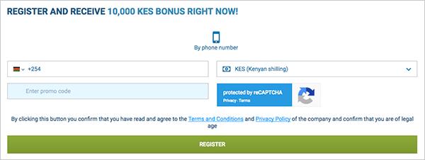 Advantages of Registration at 1xBet Site bookmaker.co.ke