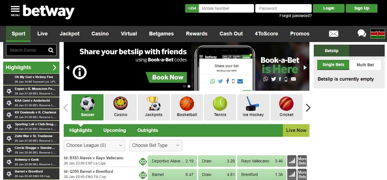 Betwey tips sport winner - bookmaker.co.ke