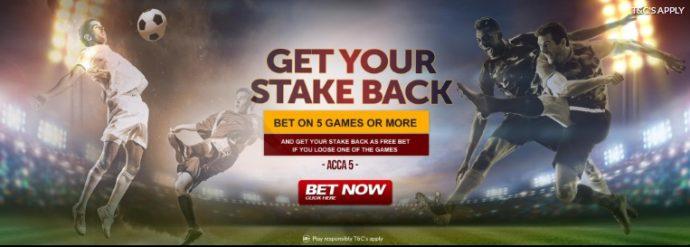 BETYETU BONUS cash back bookmaker.co.ke-
