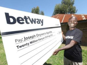Betwey winner mega jackpot