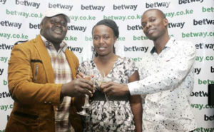 Winner Betwey Kenya bookmaker.co.ke