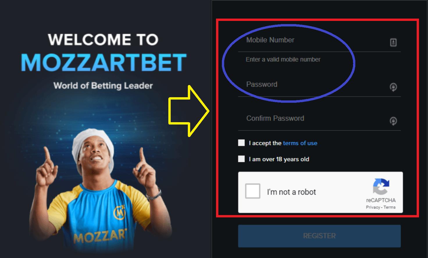Mozzart bet platform