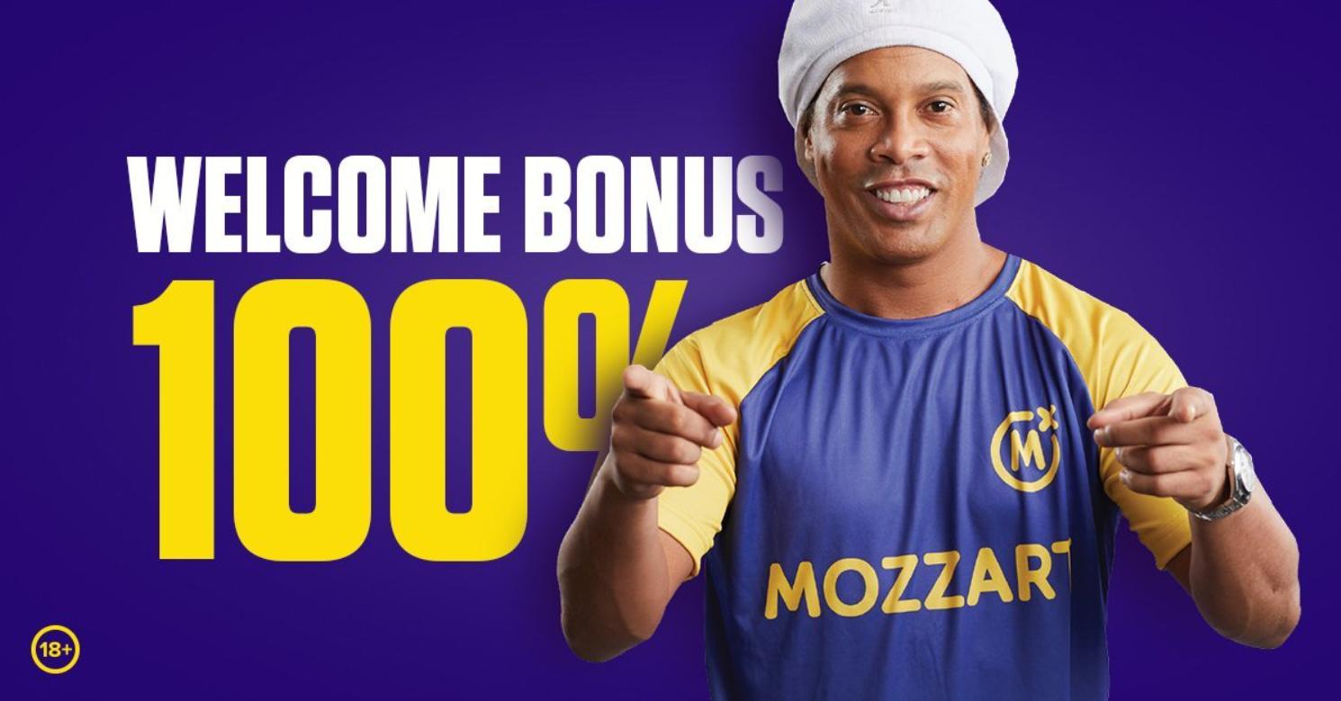 Mozzart Bet Kenya Welcome bonus